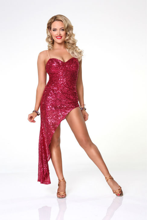"<div class=""meta image-caption""><div class=""origin-logo origin-image ""><span></span></div><span class=""caption-text"">'Dancing With The Stars' pro-dancer Peta Murgatroyd appears in an official cast photo ahead of the Fall 2013 premiere of the ABC show. Her partner is Brant Daugherty, formerly of the ABC Family series 'Pretty Little Liars.' (ABC Photo / Craig Sjodin)</span></div>"