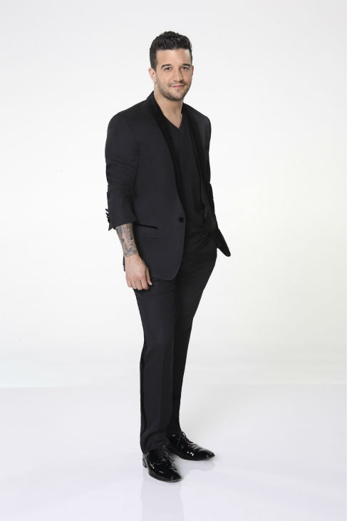 &#39;Dancing With The Stars&#39; pro-dancer Mark Ballas appears in an official cast photo ahead of the Fall 2013 premiere of the ABC show. His partner is singer Christina Milian of &#39;The Voice&#39; fame. <span class=meta>(ABC Photo &#47; Craig Sjodin)</span>