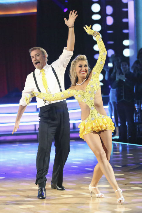 "<div class=""meta image-caption""><div class=""origin-logo origin-image ""><span></span></div><span class=""caption-text"">Bill Engvall and Emma Slater dance the Jive on week 2 of 'Dancing With The Stars' on Sept. 23, 2013. They received 21 out of 30 points from the judges. (ABC Photo / Adam Taylor)</span></div>"