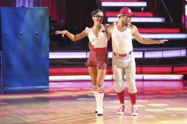 Corbin Bleu and Karina Smirnoff dance the Jive on week 2 of &#39;Dancing With The Stars&#39; on Sept. 23, 2013. They received 26 out of 30 points from the judges. <span class=meta>(ABC Photo &#47; Adam Taylor)</span>