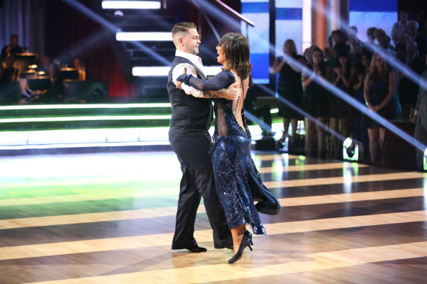 Jack Osbourne and Cheryl Burke dance the Quickstep on week four of &#39;Dancing With The Stars&#39; on Oct. 7, 2013. They received 24 out of 30 points from the judges. <span class=meta>(ABC Photo &#47; Adam Taylor)</span>