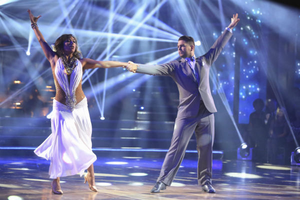 Jack Osbourne and Cheryl Burke dance the Waltz on week five of &#39;Dancing With The Stars&#39; on Oct. 14, 2013. They received 27 out of 30 points from the judges. <span class=meta>(ABC Photo &#47; Adam Taylor)</span>