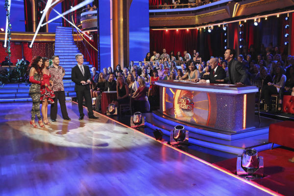 Jack Osbourne and Cheryl Burke danced the Viennese Waltz on week nine of &#39;Dancing With The Stars&#39; on Nov. 11, 2013. They received 29 out of 30 points from the judges. The two later received 25 out of 30 during the trio round with Sharna Burgess. <span class=meta>(ABC Photo &#47; Adam Taylor)</span>