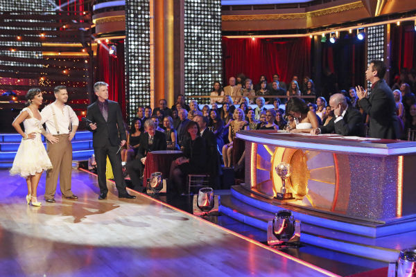 Jack Osbourne and Cheryl Burke danced their &#39;Judges&#39; Pick&#39; Jive on week 11 of &#39;Dancing With The Stars&#39; on Nov. 25, 2013. They received 24 out of 30 points from the judges. The two scored a total of 57 out of 65 points for the night. <span class=meta>(ABC Photo &#47; Adam Taylor)</span>