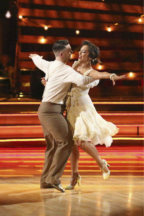 "<div class=""meta image-caption""><div class=""origin-logo origin-image ""><span></span></div><span class=""caption-text"">Jack Osbourne and Cheryl Burke dance their 'Judges' Pick' Jive on week 11 of 'Dancing With The Stars' on Nov. 25, 2013. They received 24 out of 30 points from the judges. The two scored a total of 57 out of 65 points for the night.  (ABC Photo / Adam Taylor)</span></div>"