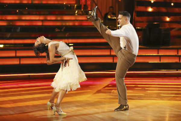 Jack Osbourne and Cheryl Burke dance their &#39;Judges&#39; Pick&#39; Jive on week 11 of &#39;Dancing With The Stars&#39; on Nov. 25, 2013. They received 24 out of 30 points from the judges. The two scored a total of 57 out of 65 points for the night.  <span class=meta>(ABC Photo &#47; Adam Taylor)</span>