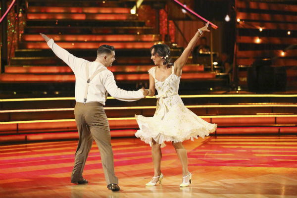 "<div class=""meta ""><span class=""caption-text "">Jack Osbourne and Cheryl Burke dance their 'Judges' Pick' Jive on week 11 of 'Dancing With The Stars' on Nov. 25, 2013. They received 24 out of 30 points from the judges. The two scored a total of 57 out of 65 points for the night. (ABC Photo / Adam Taylor)</span></div>"