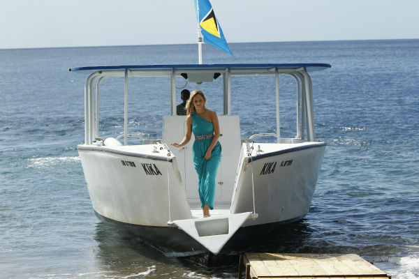 "<div class=""meta image-caption""><div class=""origin-logo origin-image ""><span></span></div><span class=""caption-text"">Clare, one of two remaining finalists, appears on a boat in a scene from the season 18 finale of ABC's 'The Bachelor,' which aired on March 10, 2014. She is making her way to Juan Pablo Galavis, expecting a proposal. (ABC Photo / Rick Rowell)</span></div>"