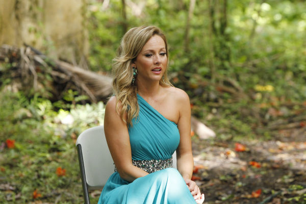 "<div class=""meta ""><span class=""caption-text "">Clare complains about Juan Pablo Galavis after he rejected her, in a scene from the season 18 finale of ABC's 'The Bachelor,' which aired on March 10, 2014. (ABC Photo / Rick Rowell)</span></div>"
