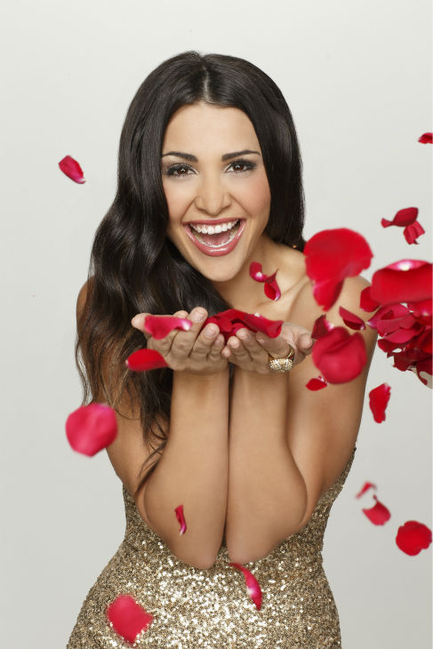 "<div class=""meta ""><span class=""caption-text "">'The Bachelorette' season 10 star Andi Dorfman, 26, is seen in a publicity photo for the series, which is set to return on May 19, 2014. (ABC Photo / Craig Sjodin)</span></div>"