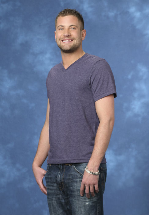 Craig, 29, a tax accountant from Denver, Colorado, is seen in a publicity photo for &#39;The Bachelorette&#39; season 10. <span class=meta>(ABC Photo &#47; Craig Sjodin)</span>