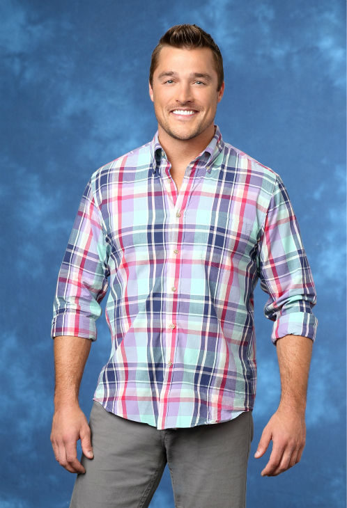 Chris, 32, a farmer from Arlington, Iowa, is seen in a publicity photo for &#39;The Bachelorette&#39; season 10. <span class=meta>(ABC Photo &#47; Craig Sjodin)</span>