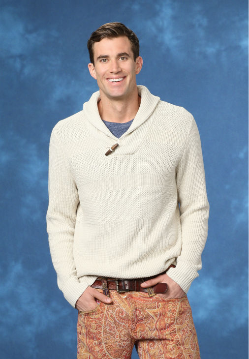 "<div class=""meta ""><span class=""caption-text "">JJ, 30, a 'pantsapreneur' from San Francisco, California, is seen in a publicity photo for 'The Bachelorette' season 10. He is the founder of hemhaus.com. (ABC Photo / Craig Sjodin)</span></div>"
