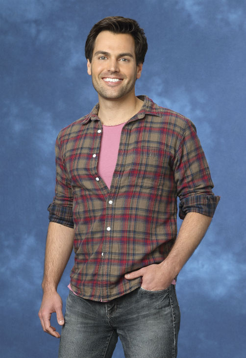"<div class=""meta ""><span class=""caption-text "">Rudie, 31, an attorney from Long Beach, California, is seen in a publicity photo for 'The Bachelorette' season 10. (ABC Photo / Craig Sjodin)</span></div>"