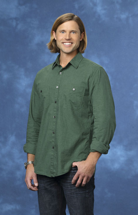 "<div class=""meta ""><span class=""caption-text "">Jason, 35, an urgent care physician from Sturgeon Bay, Wisconsin, is seen in a publicity photo for 'The Bachelorette' season 10. (ABC Photo / Craig Sjodin)</span></div>"