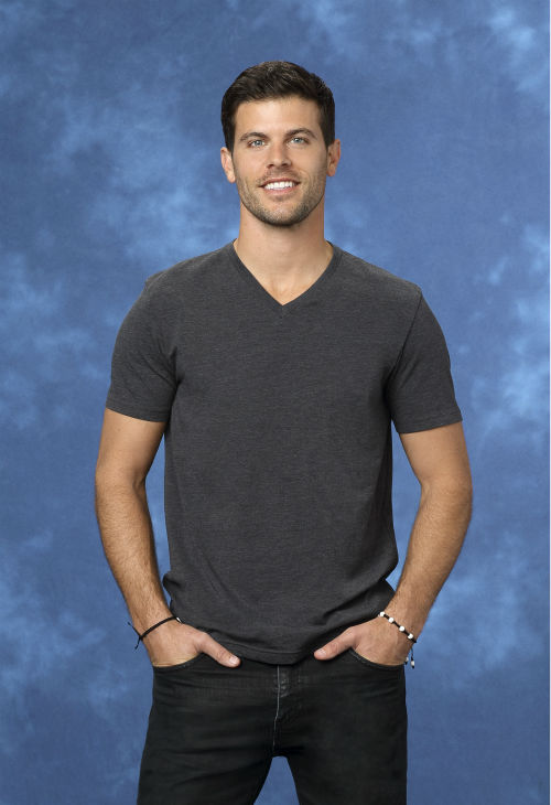 Eric, an explorer from Citrus Heights, California, is seen in a publicity photo for &#39;The Bachelorette&#39; season 10. He died at age 32 in a paragliding accident in April, after he had finished filming the show. This season of &#39;The Bachelorette&#39; will be dedicated to him, ABC says. <span class=meta>(ABC Photo &#47; Craig Sjodin)</span>