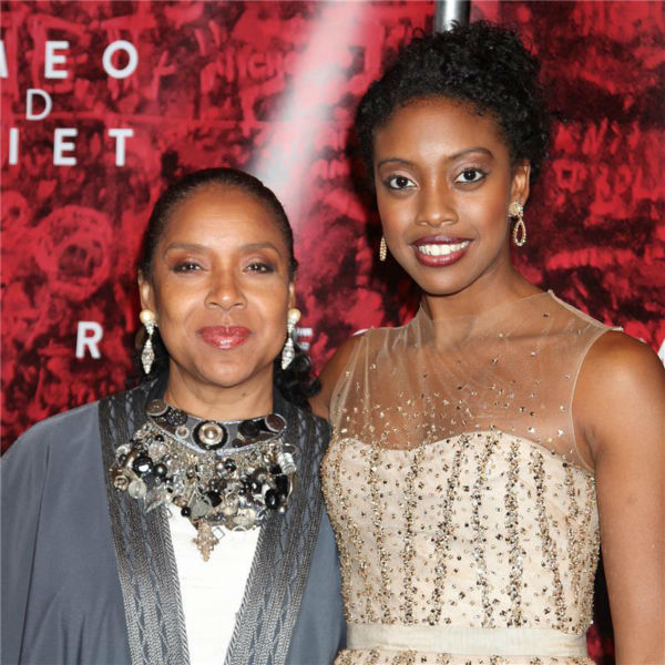 &#39;Cosby Show&#39; alum Phylicia Rashad and daughter Condola Rashad attend the opening night party for the play &#39;Romeo and Juliet&#39; on Sept. 19, 2013. <span class=meta>(Adam Nemser &#47; Startraksphoto.com)</span>