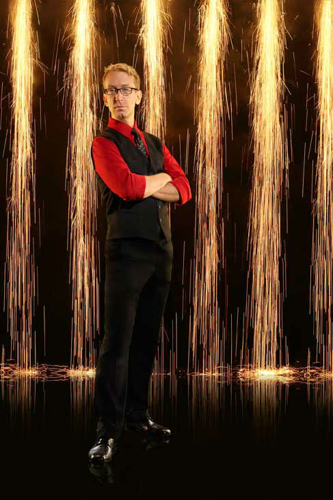 Andy Dick appears in an official cast photo for &#39;Dancing With The Stars: All-Stars&#39; season 16. <span class=meta>(ABC Photo&#47; Craig Sjodin)</span>