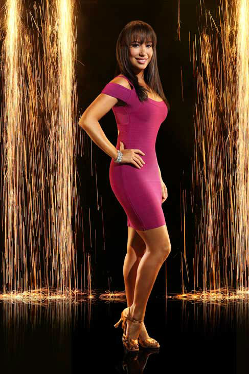 Pro dancer Cheryl Burke appears in an official cast photo for &#39;Dancing With The Stars: All-Stars&#39; season 16. <span class=meta>(ABC Photo&#47; Craig Sjodin)</span>