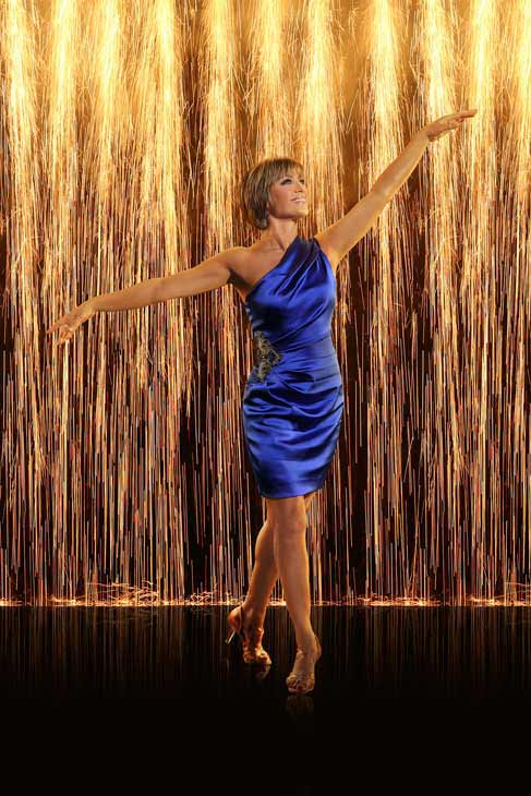 Dorothy Hamill appears in an official cast photo for &#39;Dancing With The Stars: All-Stars&#39; season 16. <span class=meta>(ABC Photo&#47; Craig Sjodin)</span>