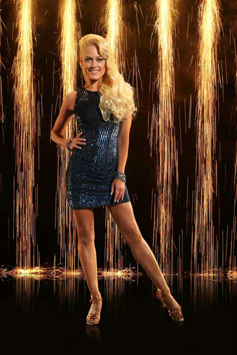 Pro dancer Peta Murgatroyd appears in an official cast photo for 'Dancing With The Stars: All-Stars' season 16.