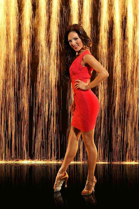 Pro dancer Sharna Burgess appears in an official cast photo for &#39;Dancing With The Stars: All-Stars&#39; season 16. <span class=meta>(ABC Photo&#47; Craig Sjodin)</span>