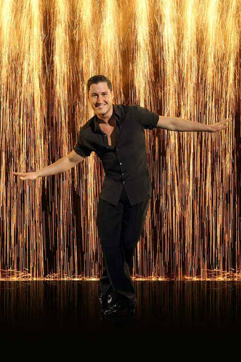 "<div class=""meta ""><span class=""caption-text "">Pro dancer Val Chmerkovskiy appears in an official cast photo for 'Dancing With The Stars: All-Stars' season 16. (ABC Photo/ Craig Sjodin)</span></div>"
