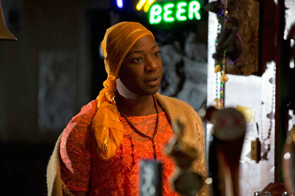 "<div class=""meta ""><span class=""caption-text "">Nelsan Ellis appears in a scene from the season 6 premiere of 'True Blood,' which airs on June 16 on HBO. (John P. Johnson / HBO)</span></div>"
