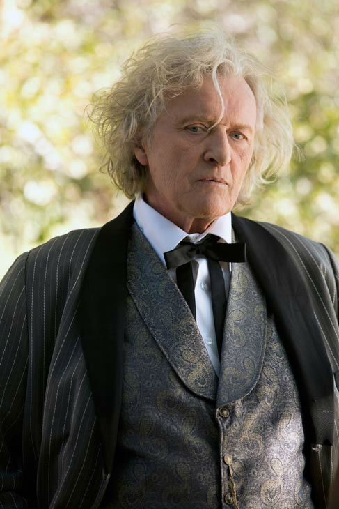 "<div class=""meta ""><span class=""caption-text "">Rutger Hauer appears in a scene from the third episode of season 6 of 'True Blood.' The show's sixth season debuts on June 16 on HBO. Hauer is a newcomer to the series and plays a character named Macklyn Warlow. (John P. Johnson / HBO)</span></div>"
