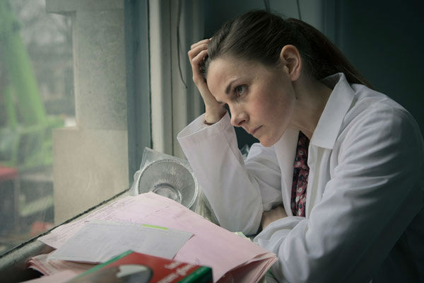 "<div class=""meta ""><span class=""caption-text "">Louise Brealey appears in a promotional photo for season 3 of 'Sherlock' set to air in the U.S. on Masterpiece on PBS starting on Jan. 19, 2014. (Robert Viglasky/Hartswood Films for MASTERPIECE)</span></div>"