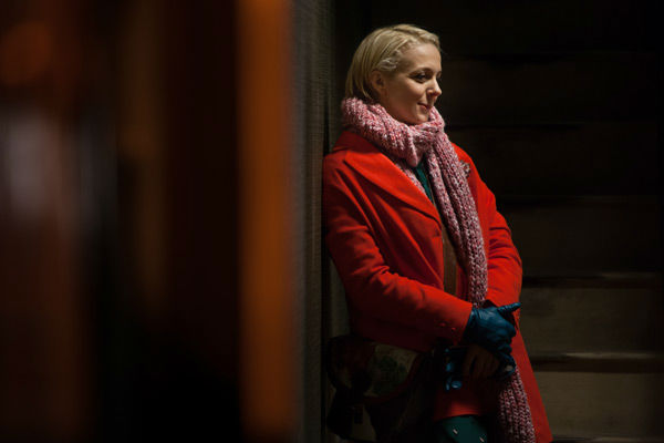 Amanda Abbington appears in a promotional photo for season 3 of &#39;Sherlock&#39; set to air in the U.S. on Masterpiece on PBS starting on Jan. 19, 2014. <span class=meta>(Robert Viglasky&#47;Hartswood Films for MASTERPIECE)</span>