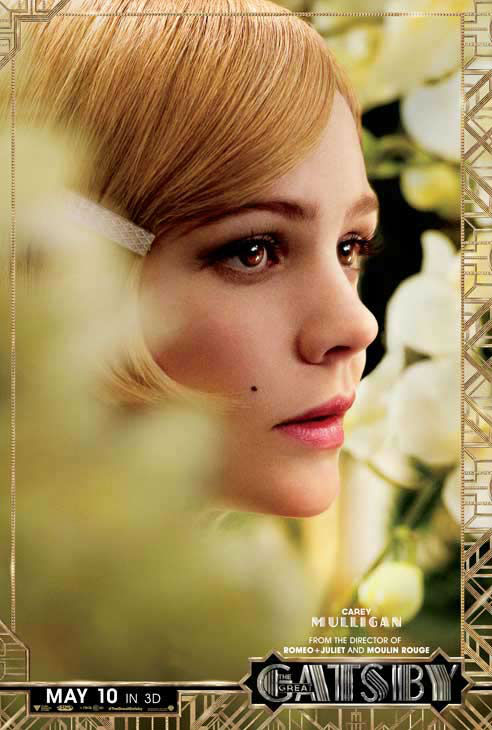 Carey Mulligan appears as Daisy Buchanan in an official character poster for the 2013 movie &#39;The Great Gatsby.&#39; <span class=meta>(Warner Bros. Pictures)</span>