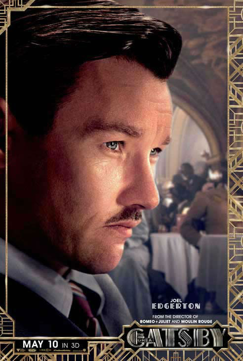 Joel Edgerton appears as Tom Buchanan in an official character poster for the 2013 movie &#39;The Great Gatsby.&#39; <span class=meta>(Warner Bros. Pictures)</span>
