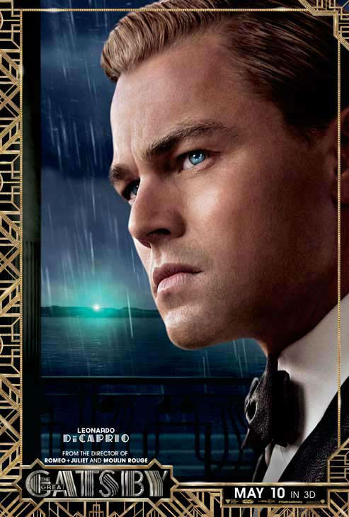 Leonardo DiCaprio appears as Jay Gatsby in an official character poster for the 2013 movie &#39;The Great Gatsby.&#39;  <span class=meta>(Warner Bros. Pictures)</span>
