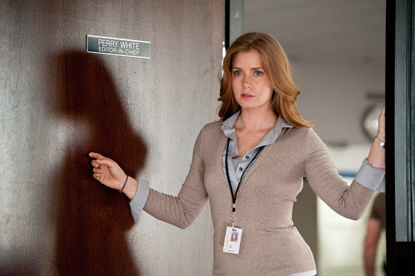Amy Adams as Lois Lane in Warner Bros. Pictures&#39; and Legendary Pictures&#39; action adventure &#39;Man of Steel,&#39; a Warner Bros. Pictures release. <span class=meta>(Clay Enos &#47; Warner Bros. Pictures)</span>