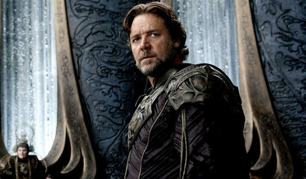 Russell Crowe as Jor-El in Warner Bros. Pictures&#39; and Legendary Pictures&#39; action adventure &#39;Man of Steel,&#39; a Warner Bros. Pictures release. <span class=meta>(Clay Enos &#47; Warner Bros. Pictures)</span>