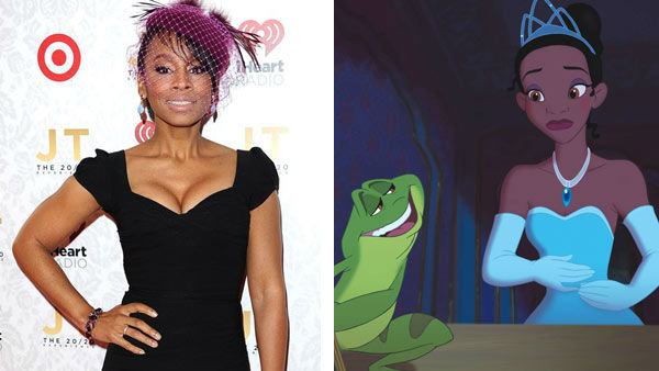 "<div class=""meta ""><span class=""caption-text "">Anika Noni Rose (Dreamgirls, For Colored Girls) made Disney animation history for her portrayal of Tiana, first African American Disney Princess, in the 2009 film 'The Princess and the Frog.' The film went onto be nominated for an Academy Award for Best Animated Feature.  (Pictured: Left -- Anika Noni Rose appears at the iHeartRadio album release party for Justin Timberlake's 'The 20/20 Experience' in Los Angeles, California on Mar. 18, 2013. Right -- Anika Noni Rose as Tiana in 'The Princess and the Frog.') (Sara De Boer / startraksphoto.com / Disney)</span></div>"