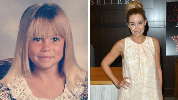 Lauren Conrad, who starred on the hit MTV shows &#39;Laguna Beach: The Real Orange County&#39; and later &#39;The Hills,&#39; was destined for fashion superstardom even as a young child with blunt bangs.    After departing &#39;The Hills&#39; in 2009, Conrad went onto launch two successful clothing lines, &#39;Paper Crown&#39; and &#39;LC Lauren Conrad&#39; for Kohls as well as a best-selling author with the &#39;L.A. Candy&#39; and &#39;The Fame Game&#39; young adult book series.    &#40;Pictured: Left -- Lauren Conrad appears in a photo posted on her official Instagram page on Aug. 16, 2013. Right -- Lauren Conrad at a signing for her new book &#39;Infamous,&#39; in Los Angeles, California on June 11, 2013.&#41; <span class=meta>(instagram.com&#47;laurenconrad &#47; Tony Dimaio &#47; startraksphoto.com)</span>