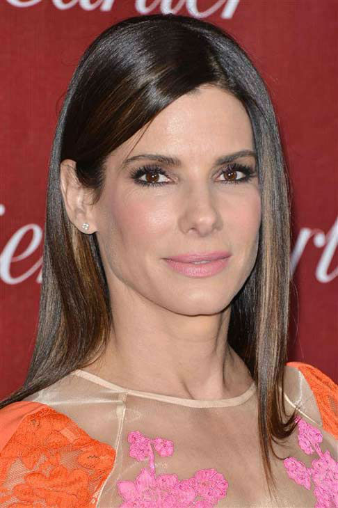 Sandra Bullock appears at the 2014 Palm Springs International Film Festival Awards Gala on Jan. 4, 2013. <span class=meta>(Tony Dimaio&#47;startraksphoto.com)</span>