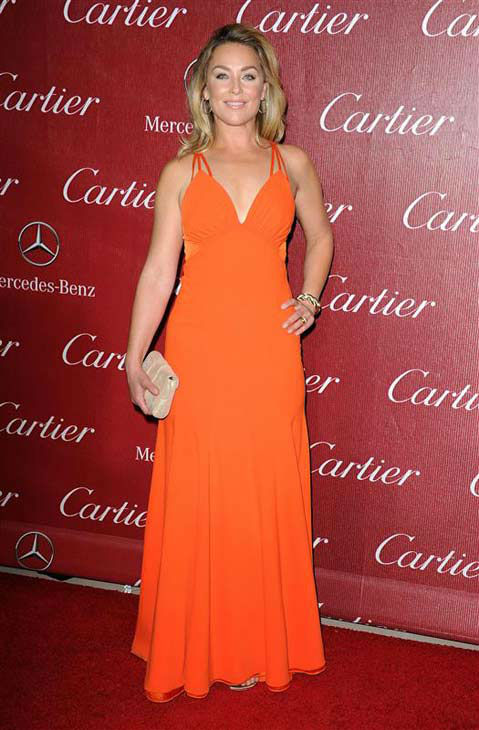 Elisabeth Rohm appears at the 2014 Palm Springs International Film Festival Awards Gala on Jan. 4, 2013. <span class=meta>(Tony Dimaio&#47;startraksphoto.com)</span>