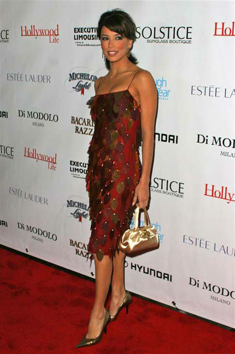 Eva Longoria appears at the 2004 Breakthrough Awards in Los Angeles, California on Dec. 12, 2004.  <span class=meta>(Marty Hause &#47; startraksphoto.com)</span>