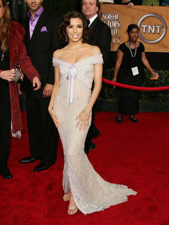 "<div class=""meta ""><span class=""caption-text "">Eva Longoria appears at the 12th annual SAG Awards in Los Angeles, California on Jan. 29, 2006.  (Jen Lowery / startraksphoto.com)</span></div>"