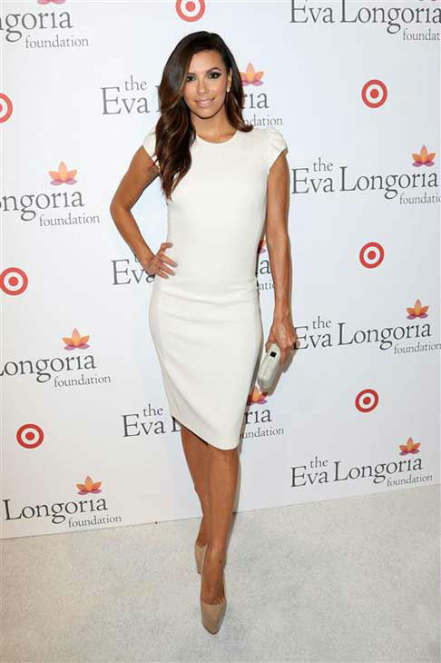 "<div class=""meta ""><span class=""caption-text "">Eva Longoria appears at The Eva Longoria Foundation Pre-ALMA Awards Dinner in Los Angeles, California on Sept. 15, 2012.  (Tony DiMaio / startraksphoto.com)</span></div>"