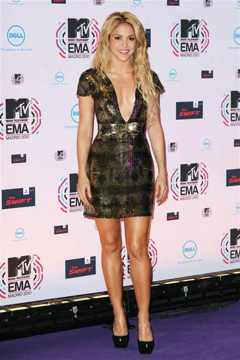 "<div class=""meta ""><span class=""caption-text "">Shakira appears at the 2010 MTV Europe Music Awards on Nov. 7, 2010.  (Nick Sadler / startraksphoto.com)</span></div>"