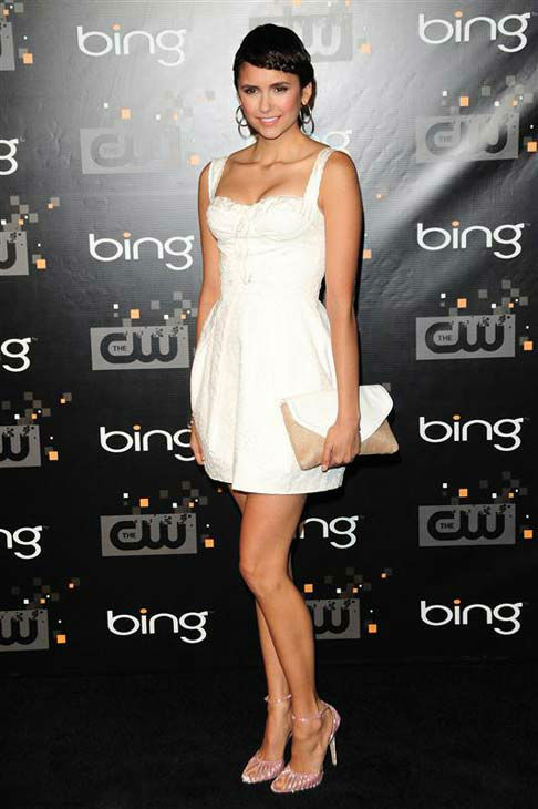 Nina Dobrev appears at a CW premiere party in Los Angeles, California on Sept. 10, 2011.  <span class=meta>(Michael Williams &#47; startraksphoto.com)</span>