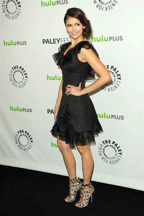"<div class=""meta ""><span class=""caption-text "">Nina Dobrev appears at PaleyFest 2012 for 'The Vampire Diaries' in Los Angeles, California on March 10, 2012.  (Michael Campbell / startraksphoto.com)</span></div>"
