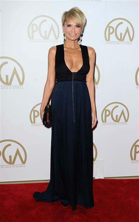 "<div class=""meta ""><span class=""caption-text "">Kristin Chenoweth appears at the 25th annual Producer's Guild Awards (PGAs) in Los Angeles, California on Jan. 19, 2014.  (Sara De Boer / startraksphoto.com)</span></div>"
