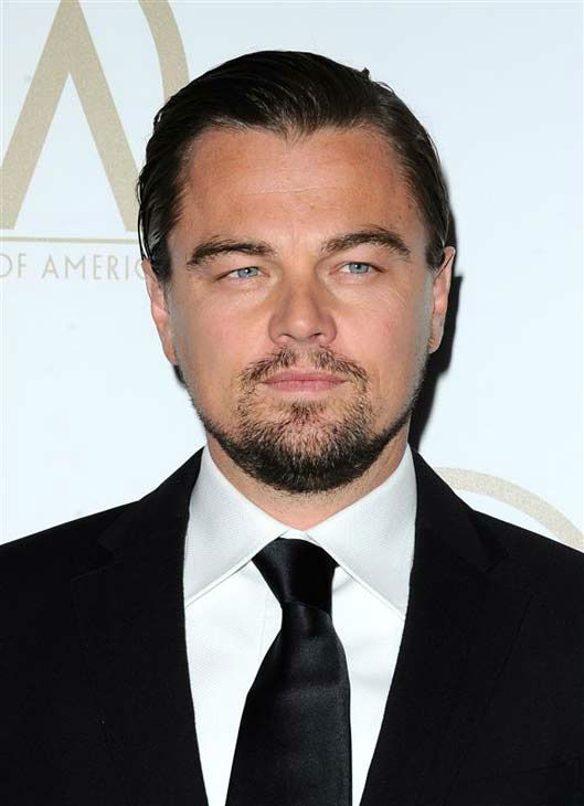 "<div class=""meta ""><span class=""caption-text "">Leonardo DiCaprio appears at the 25th annual Producer's Guild Awards (PGAs) in Los Angeles, California on Jan. 19, 2014.  (Sara De Boer / startraksphoto.com)</span></div>"