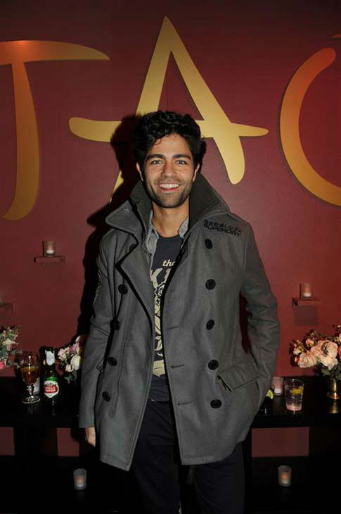 Adrian Grenier appears at an event at the 2014 Sundance Film Festival in Park City, Utah on Jan. 19, 2014. <span class=meta>(Seth Browarnik &#47; startraksphoto.com)</span>