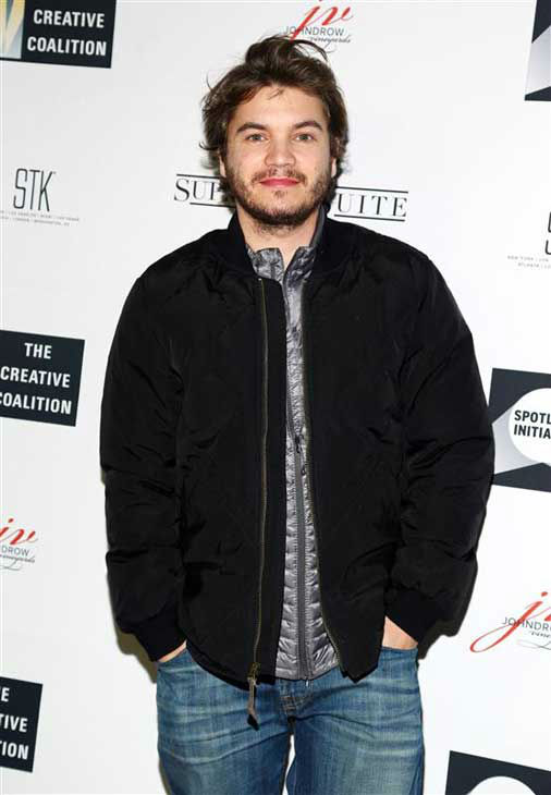 Emile Hirsch appears at an event at the 2014 Sundance Film Festival in Park City, Utah on Jan. 18, 2014. <span class=meta>(Sara Jaye Weiss &#47; startraksphoto.com)</span>